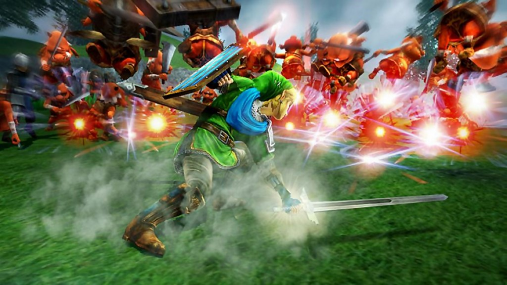 Hyrule Warriors Battle (Revised)