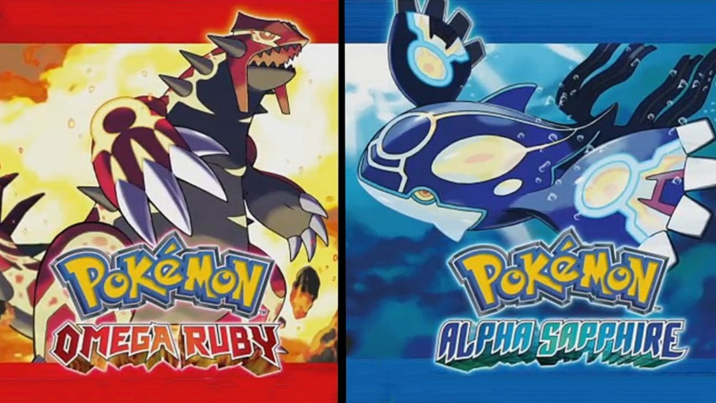 Pokemon Omege Ruby Alpha Sapphire (Revised)