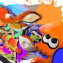 Splatoon Cover (Revised)