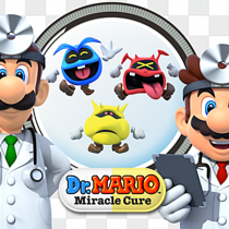 Dr. Mario Miracle Cure Cover (Revised)